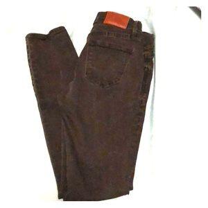 Skinny Madewell black jeans 👖 26